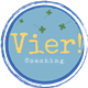 Vier! Coaching logo